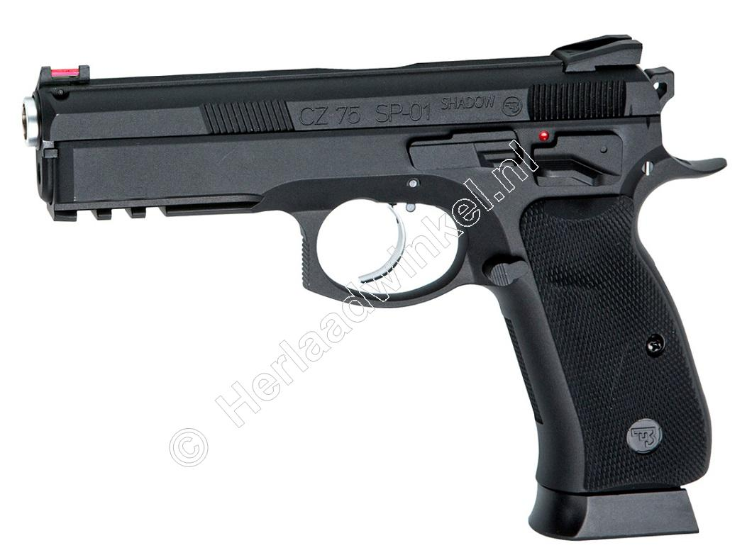 ASG CZ Shadow SP-01 Airsoft Pistool 6mm BB Co2