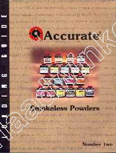 Accurate SMOKELESS POWDER Herlaad Handboek uitgave 2
