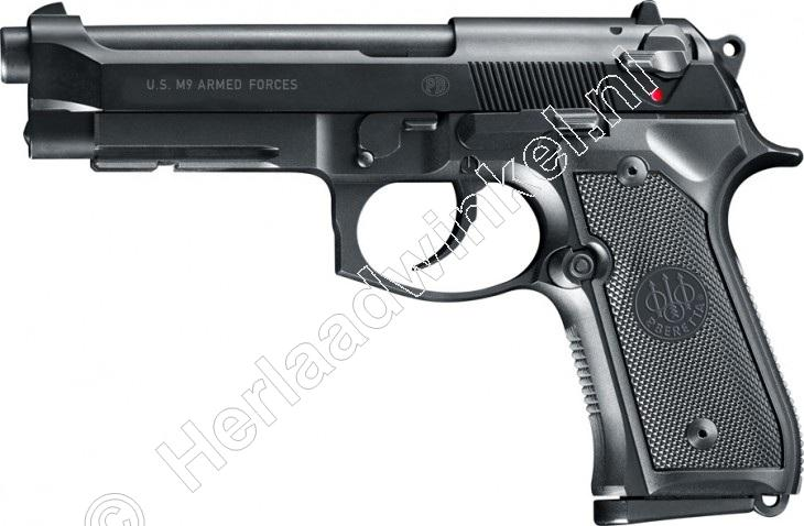 Beretta M9 Airsoft Pistool 6mm BB GAS