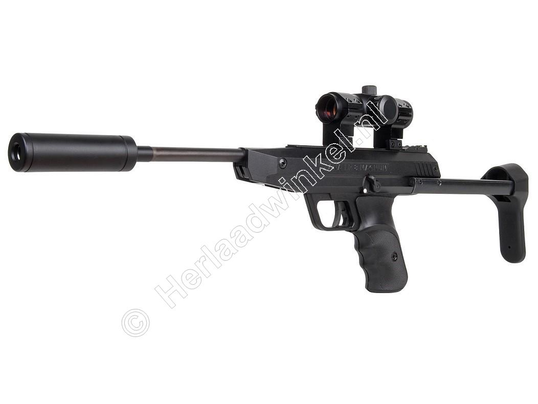 Diana LP8 Magnum Tactical Luchtpistool 4.50mm