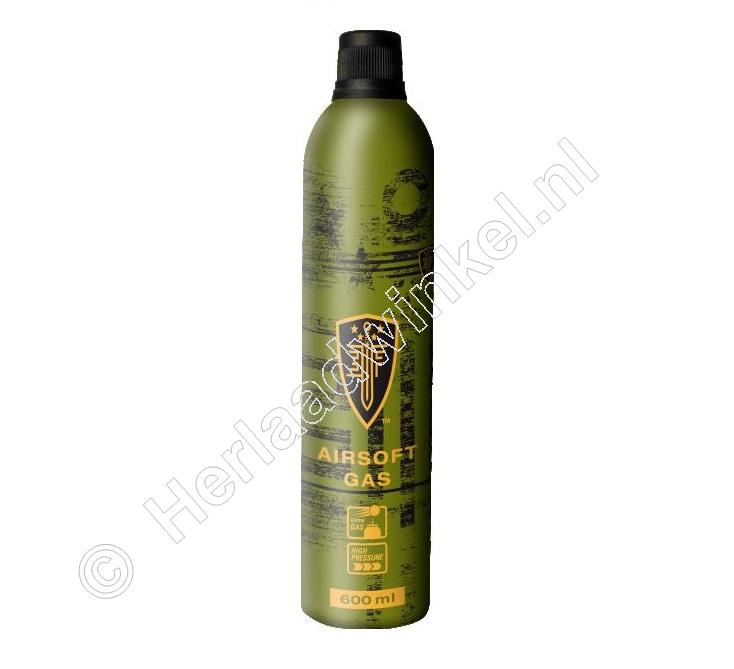 Elite Force BLOWBACK GAS Airsoft Gas inhoud 600 ml