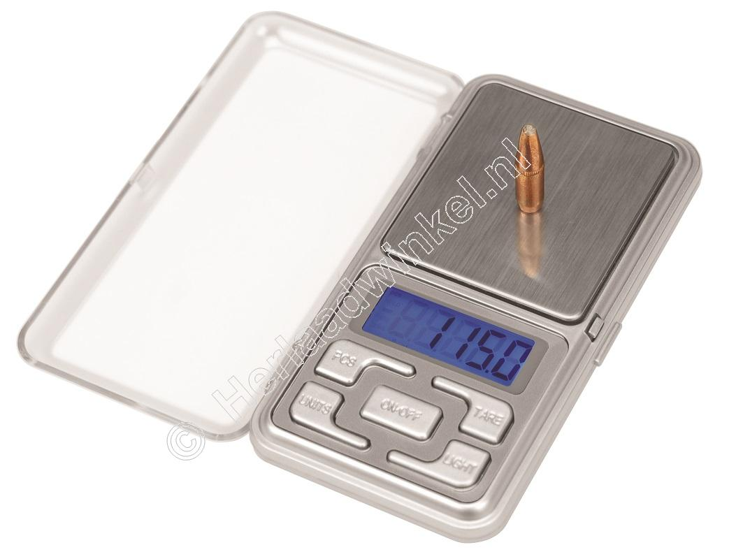 Frankford Arsenal DS-750 DIGITAL SCALE Kruitweegschaal