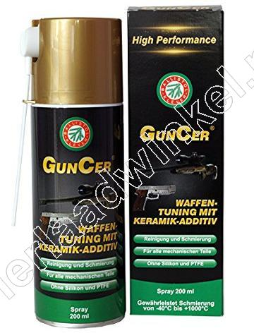 GunCer Wapenolie Spray 200 ml