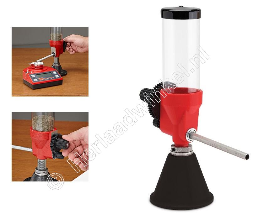 Hornady LOCK-N-LOAD QUICK TRICKLE Kruit Dispenser