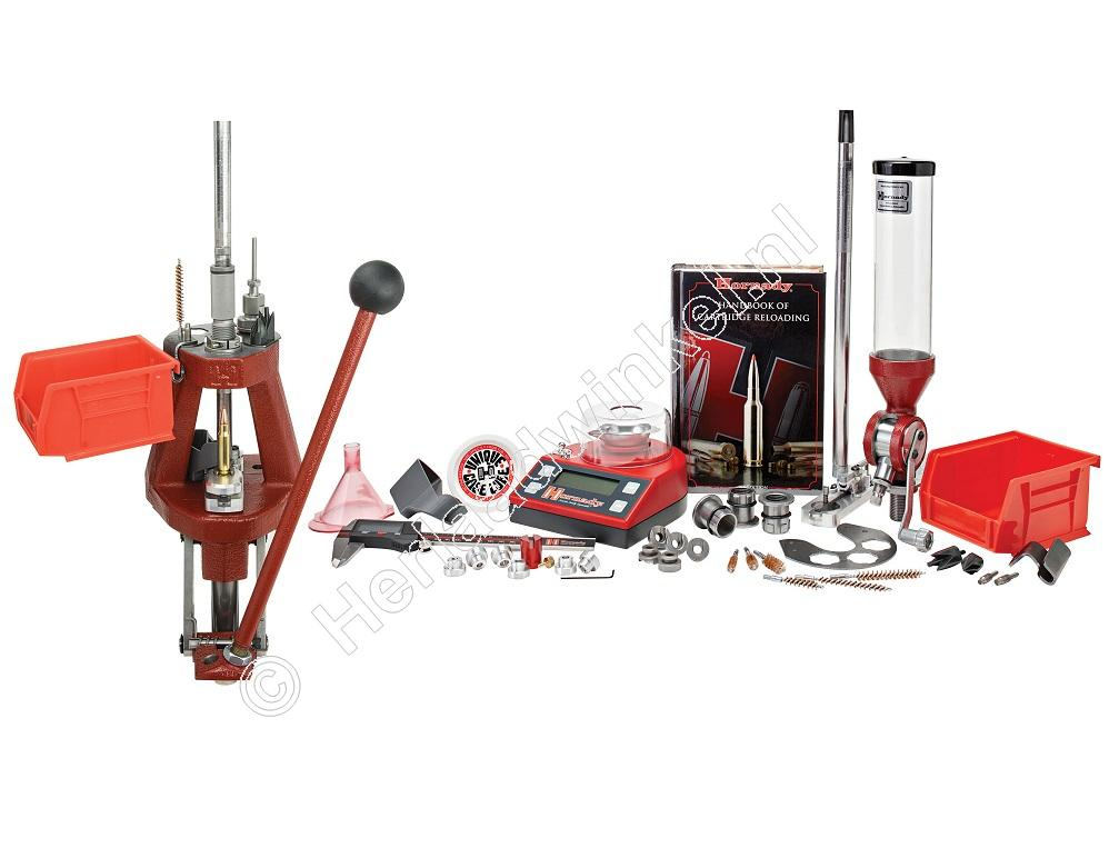 Hornady LOCK-N-LOAD IRON PRESS KIT Herlaad Pers