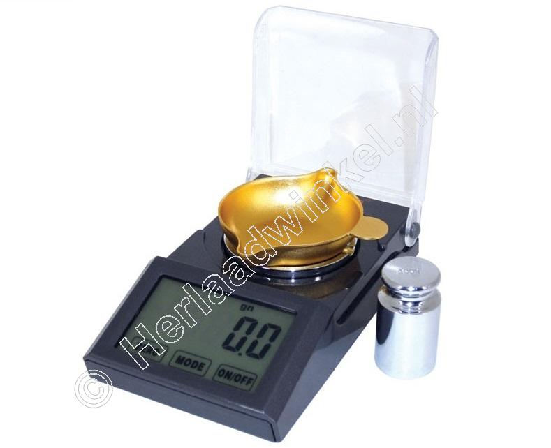 Lyman MICRO TOUCH 1500 ELECTRONIC RELOADING SCALE Kruitweegschaal