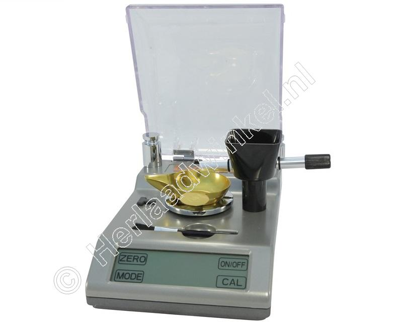 Lyman ACCU TOUCH 2000 ELECTRONIC RELOADING SCALE Kruitweegschaal