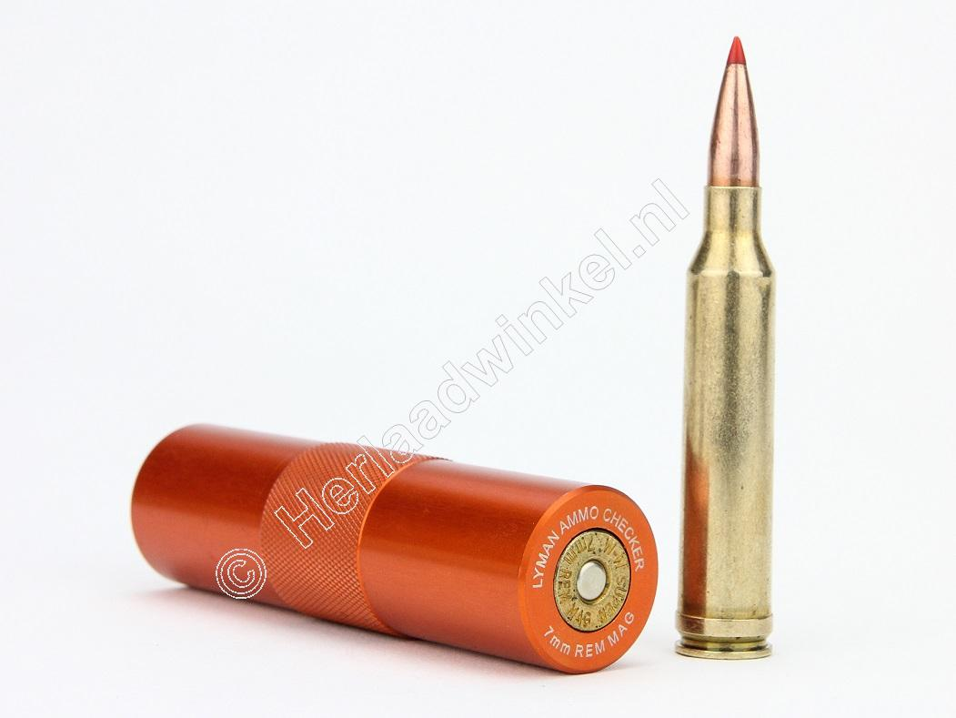 Lyman AMMO CHECKER Single-Caliber 7mm Remington Magnum