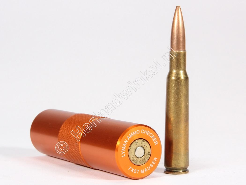Lyman AMMO CHECKER Single-Caliber 7x57 Mauser
