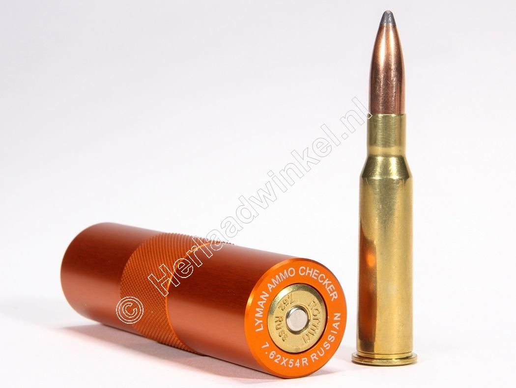 Lyman AMMO CHECKER Single-Caliber 7.62x54R Russian