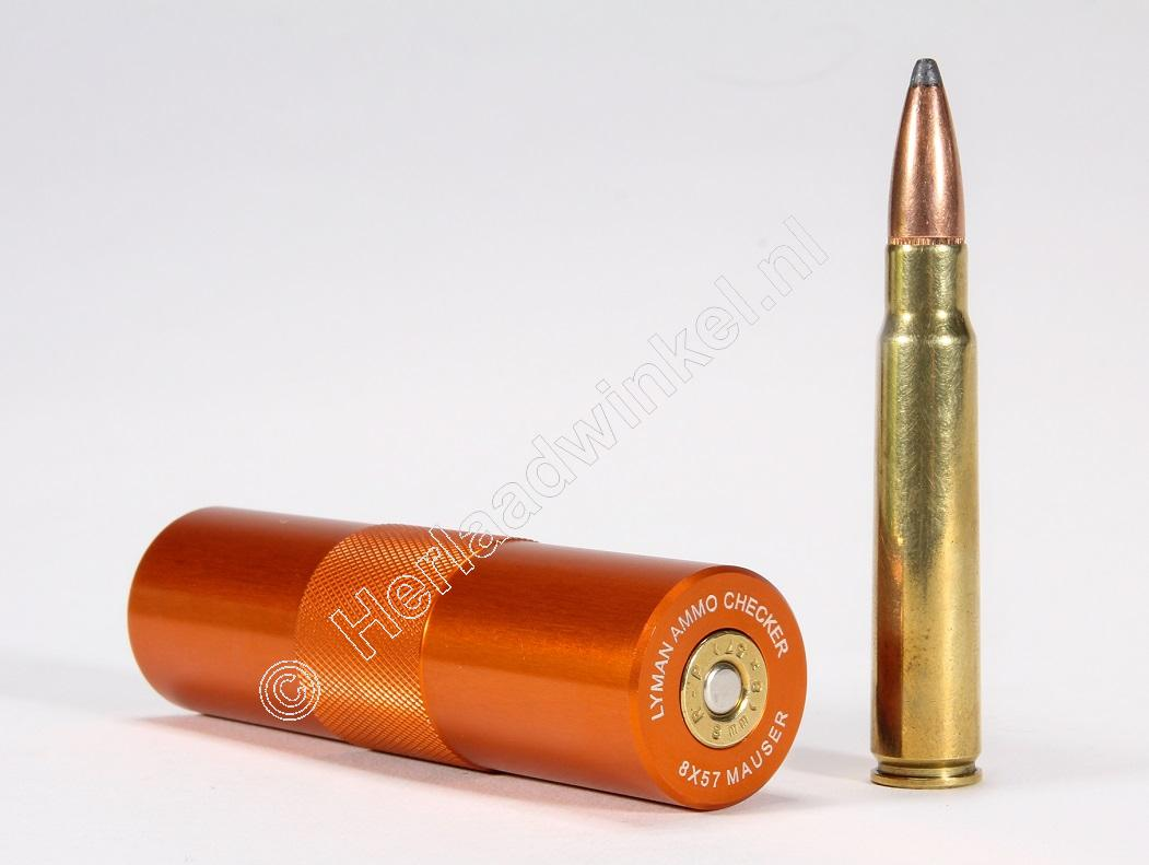 Lyman AMMO CHECKER Single-Caliber 8x57 Mauser
