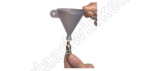 <br />POWDER FUNNEL