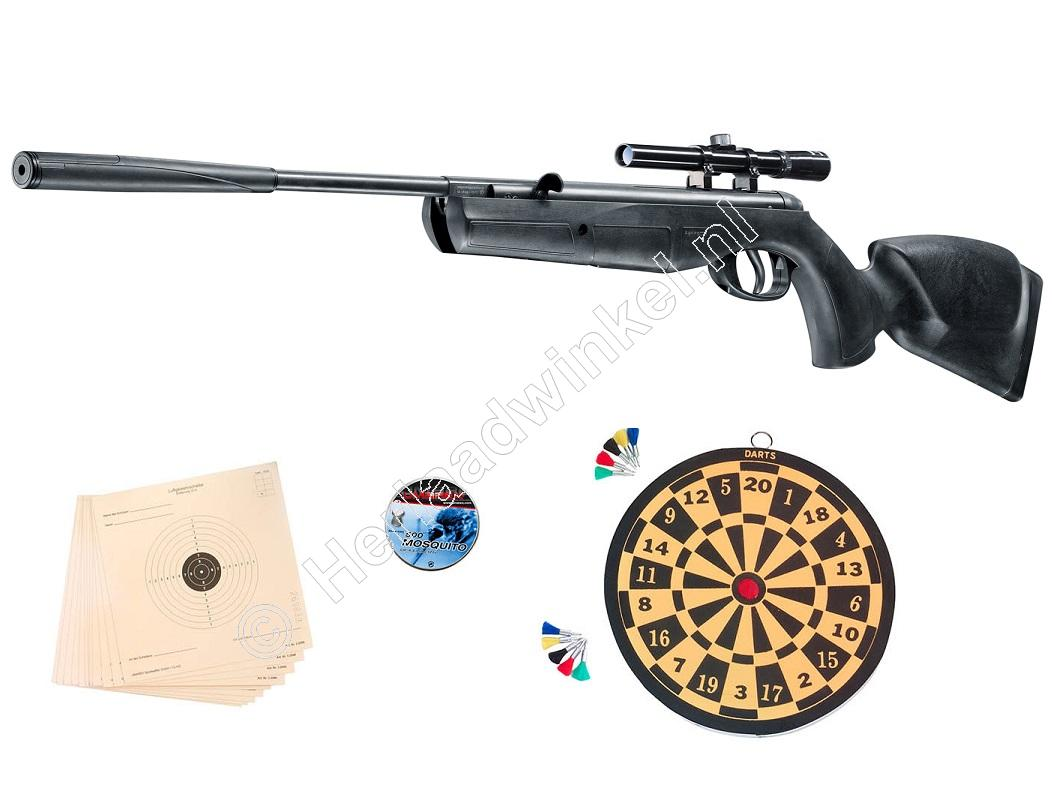 Perfecta RS26 Gun Set Luchtgeweer 4.50mm