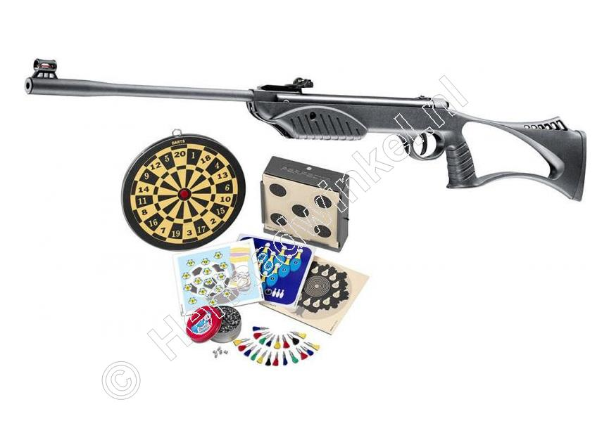 Ruger EXPLORER STARTER KIT Luchtgeweer 4.50mm